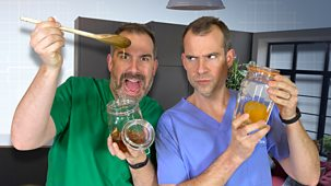 Operation Ouch! - Do Try This At Home - Series 2: 10. Osmosis