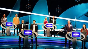 Pointless Celebrities - Series 14: Stand-up Comedy