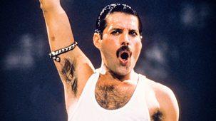 In Ten Pictures - Series 1: Freddie Mercury