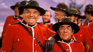 The Two Ronnies: The Studio Recordings - Episode 04-04-2021