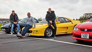 Top Gear - Series 30: Episode 4