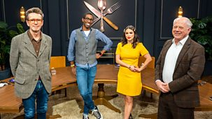 Great British Menu - Series 16: 9. London And The South East Judges