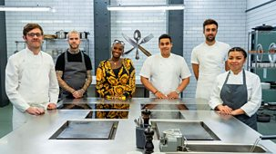 Great British Menu - Series 16: 7. London And The South East Starter