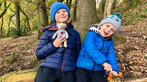 Our Family - Series 5: 10. George And Freddie's Woodland Adventure