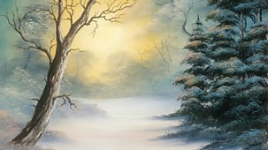 The Joy Of Painting - Series 4: 2. Tranquil Dawn