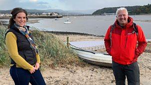 Weatherman Walking - The Welsh Coast Series 3: 5. Deganwy To Llandudno