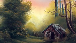 The Joy Of Painting - Series 4: 5. Cabin At Trail's End