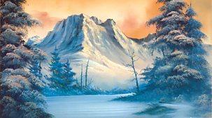 The Joy Of Painting - Series 4: 6. Mountain Rhapsody