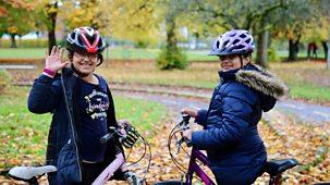 Our Family - Series 5: 12. Amanpreet Goes Biking