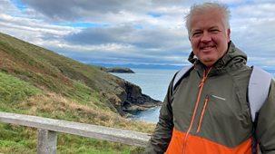 Weatherman Walking - The Welsh Coast Series 3: 3. Porth Neigwl To Abersoch