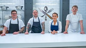 Great British Menu - Series 16: 13. North East Starter And Fishes
