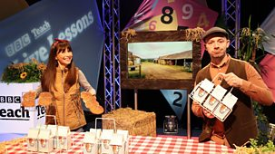 Cbbc Live Lessons - Series 2: 2. Ks1/first Level -  On The Farm