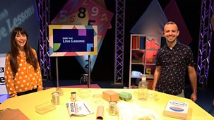 Cbbc Live Lessons - Series 2: 4. Ks1/first Level – The Tale Of A Toothbrush