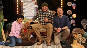 Cbbc Live Lessons - Series 2: 5. Literacy