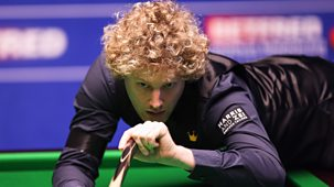 Snooker: World Championship - 2021: Day 1: Afternoon Session, Part 1