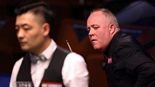 Snooker: World Championship - 2021: Day 2: Afternoon Session