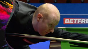 Snooker: World Championship - 2021 Extra: Day 2