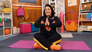 Jennie's Fitness In 5 - Series 1: 9. Yoga