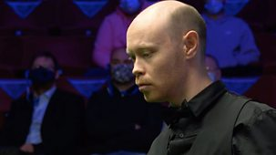 Snooker: World Championship - 2021: Day 3: Afternoon Session