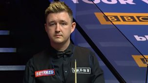 Snooker: World Championship - 2021: Day 3: Evening Session