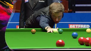 Snooker: World Championship - 2021 Extra: Day 3
