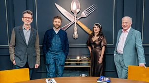 Great British Menu - Series 16: 18. Northern Ireland Judging