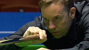 Snooker: World Championship - 2021: Day 4: Morning Session