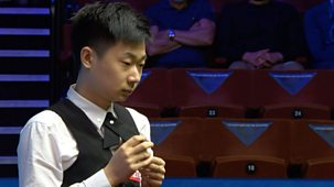 Snooker: World Championship - 2021: Day 4: Evening Session