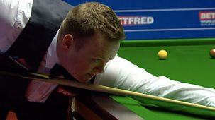 Snooker: World Championship - 2021: Day 5: Afternoon Session