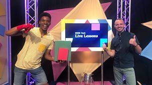 Cbbc Live Lessons - Series 2: 6. Ks1/first Level - Simon Sock