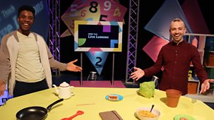 Cbbc Live Lessons - Series 2: 7. Ks1/first Level – Michael Rosen Poetry