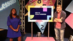 Cbbc Live Lessons - Series 2: 12. Ks2/second Level – Poetry