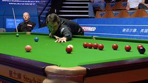 Snooker: World Championship - 2021: Day 6: Afternoon Session