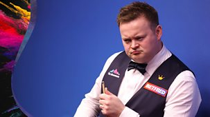 Snooker: World Championship - 2021 Highlights: Day 6