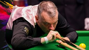 Snooker: World Championship - 2021 Extra: Day 6