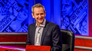 Have I Got A Bit More News For You - Series 61: Episode 4