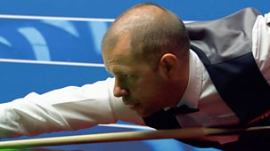 Snooker: World Championship - 2021: Day 8: Afternoon Session
