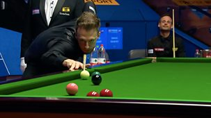 Snooker: World Championship - 2021: Day 9: Morning Session