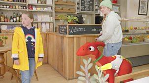 My Petsaurus - Series 4: 11. Cafe