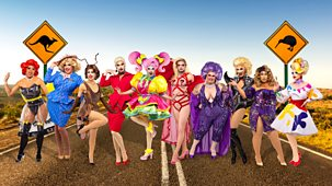 Rupaul's Drag Race Down Under - Series 1: Episode 7