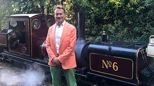 Great British Railway Journeys - Series 12: 10. Newmarket To Walsingham