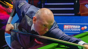Snooker: World Championship - 2021 Highlights: Day 10