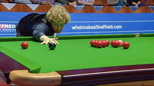 Snooker: World Championship - 2021: Day 11: Morning Session