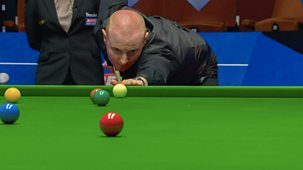 Snooker: World Championship - 2021: Day 11: Afternoon Session