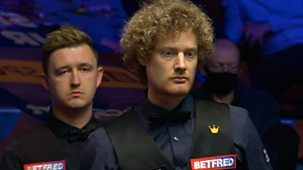 Snooker: World Championship - 2021: Day 11: Evening Session