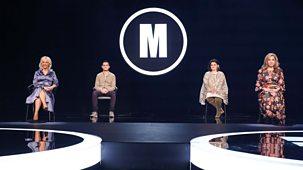 Celebrity Mastermind - 2020/21: Episode 13