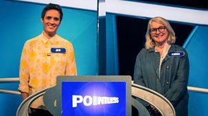 Pointless Celebrities - Series 14: Writers