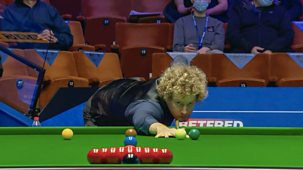 Snooker: World Championship - 2021: Day 12: Morning Session