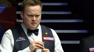 Snooker: World Championship - 2021: Day 12: Afternoon Session