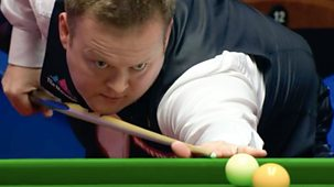 Snooker: World Championship - 2021: Day 12: Evening Session